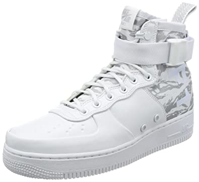 promo code 967f7 c64d5 Nike Men's Sf Af1 Mid PRM Gymnastics Shoes: Amazon.co.uk ...