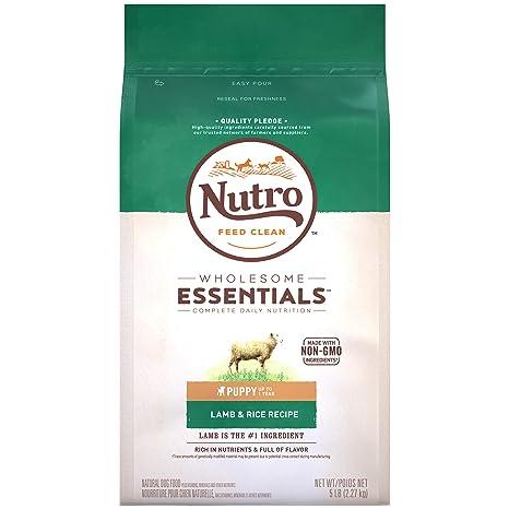 NUTRO Natural Choice Lamb & Rice Recipe Puppy Natural Dog ...