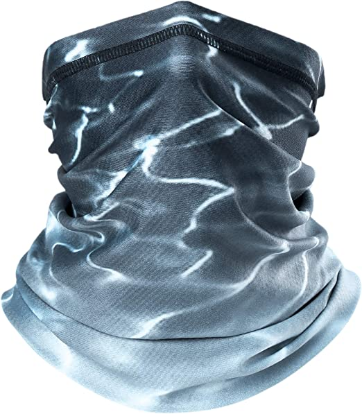 Summer Sun UV Protection Half Face Mask Balaclava Motorcycle Cycling Neck Mask