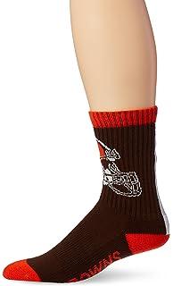 2c9d4603898 Amazon.com : NFL Men's '47 Duster Casual Dress Crew Socks, 1-Pack ...