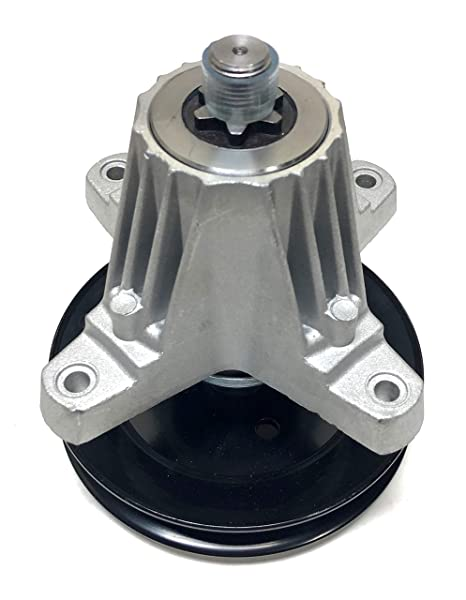 Amazon com : Spindle Assembly and Pulley Replaces MTD Cub