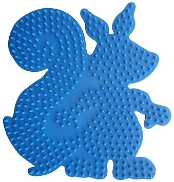 Hama Platte Eichhörnchen 302 Basteln & Kreativität