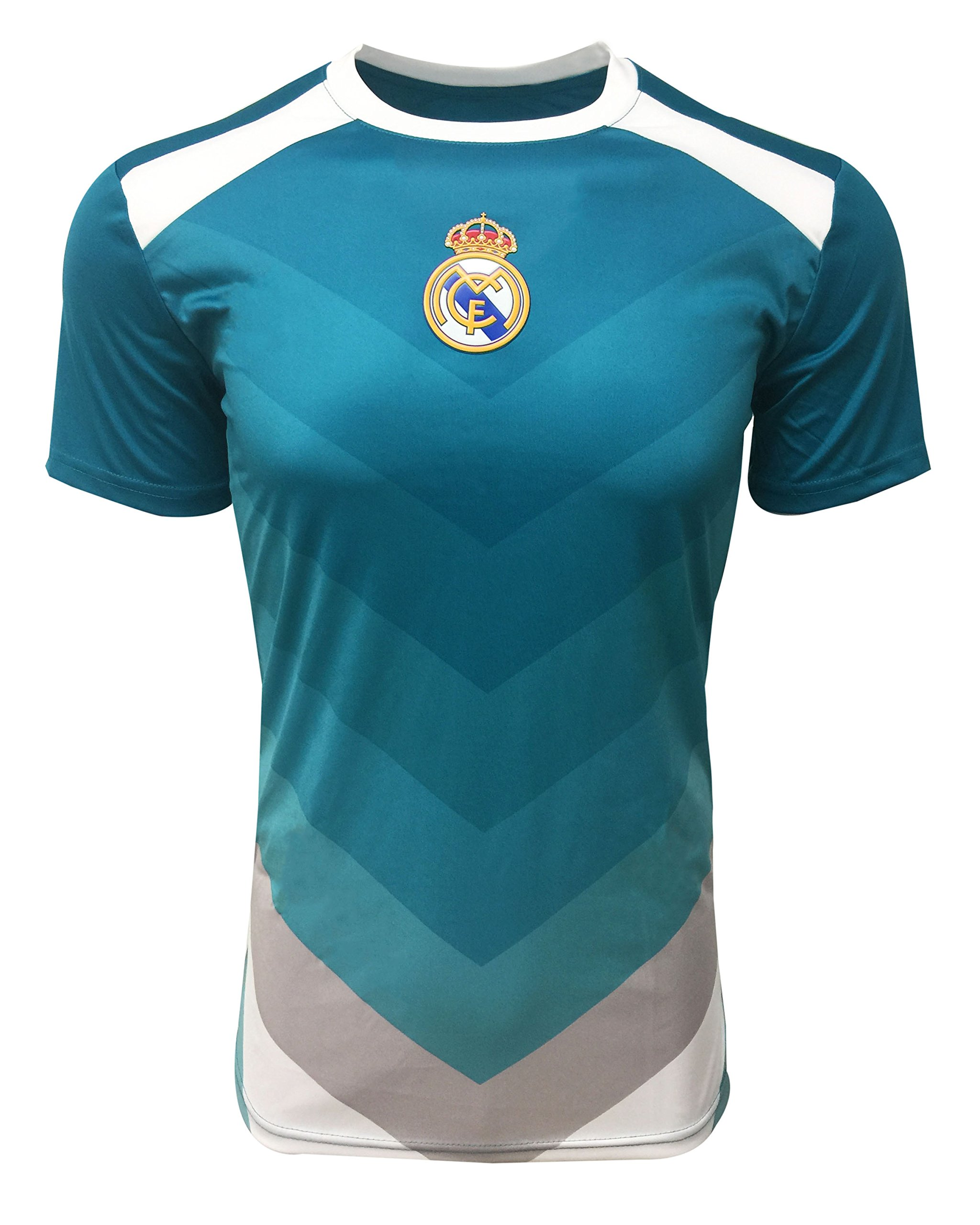 1da5b8687 Real Madrid Official Training Jersey for Kids and Adults