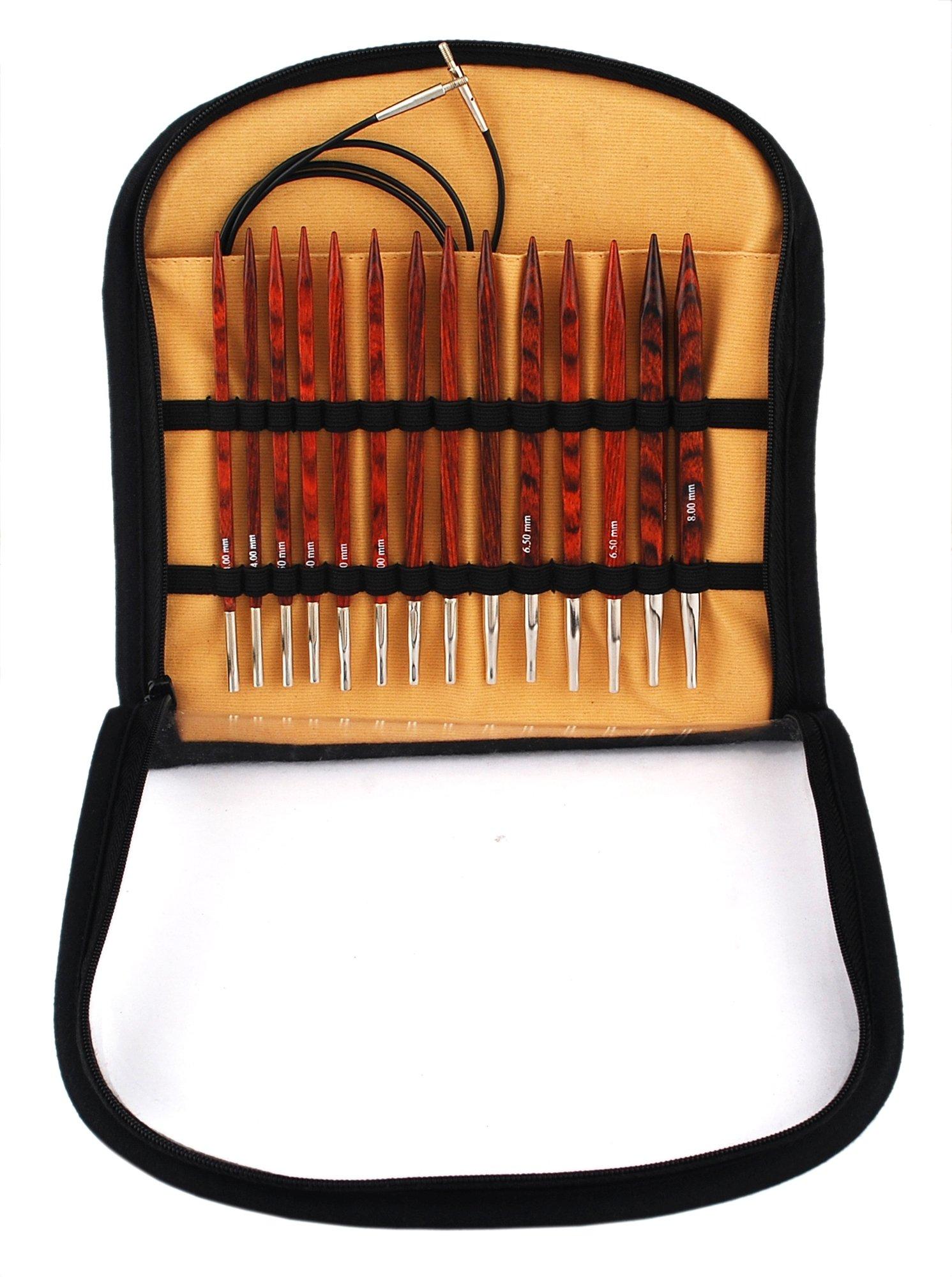KnitPro - Deluxe - Interchangeable Needle Set - Cubics by Knit Pro (Image #2)