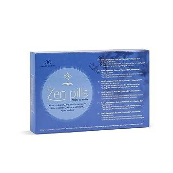 500cosmetics, Zen pills, cápsulas relajantes para controlar ...