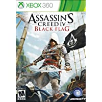 Jogo Xbox 360 Assassins Creed 4: Black Flag - Ubisoft