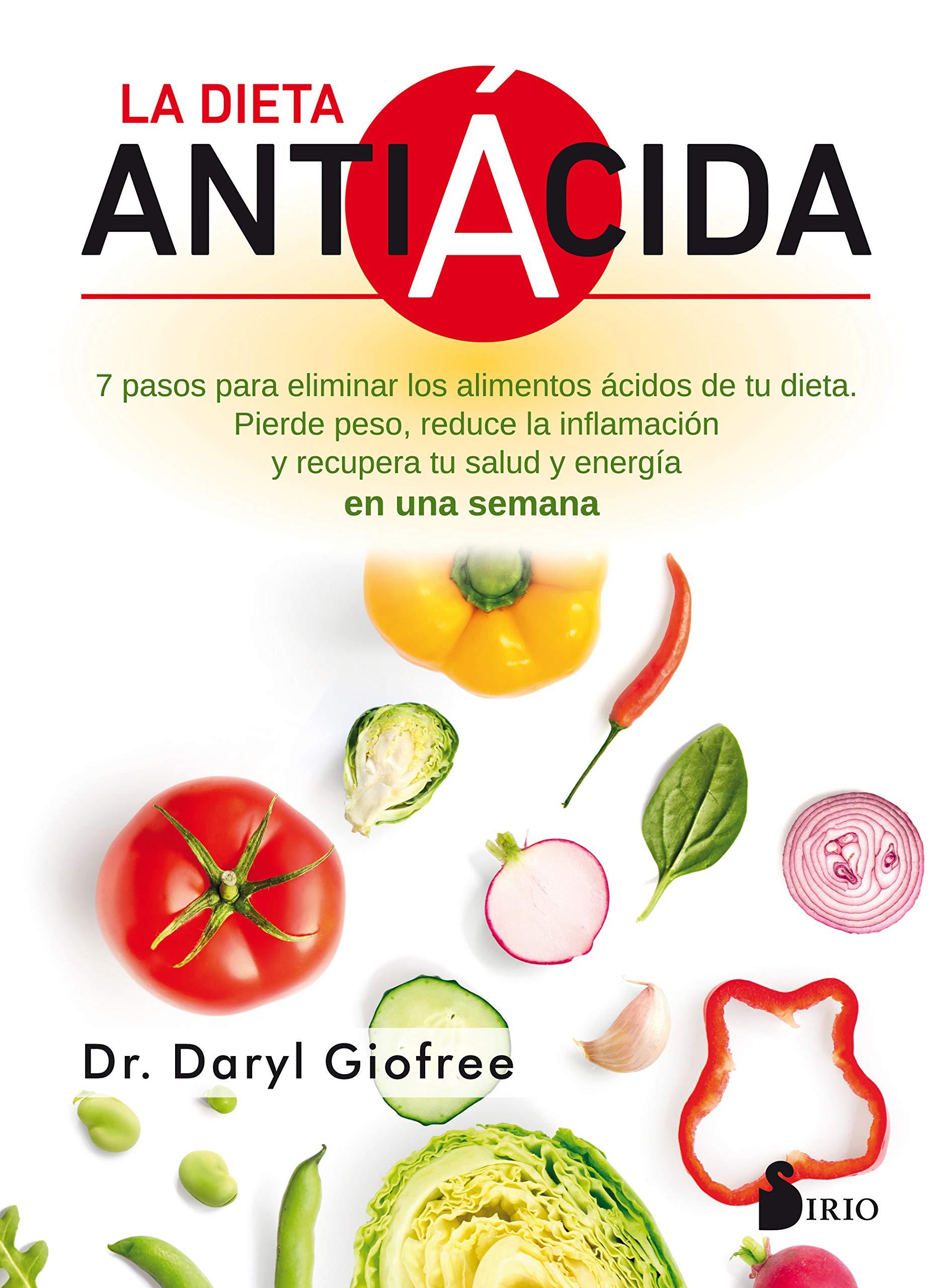 La dieta antiácida: Siete pasos para eliminar los alimentos ...