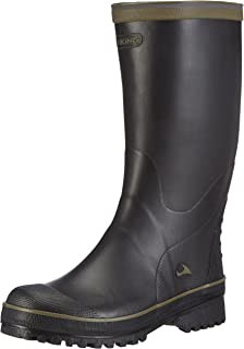 Balder Vinter, Unisex Adults Warm Lined Rubber Boots Long Shaft Boots & Bootees Viking