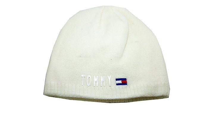 TOMMY HILFIGER SKULL CAPS UNISEX (COLOUR SEND AS PER AVAILABILITY) (WHITE) 7bd5c3e53f5
