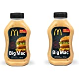 Mcdonald's Sauce - 2 pack ( 355ml/12.00 Ounces each) {Imported from Canada} (Big Mac)