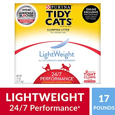 Purina Tidy Cats LightWeight 24/7