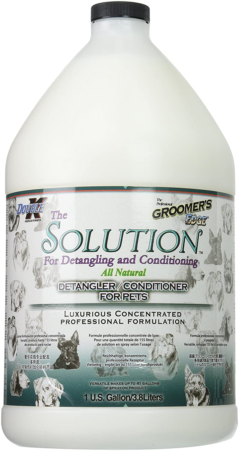 Groomers Edge The Solution Cond