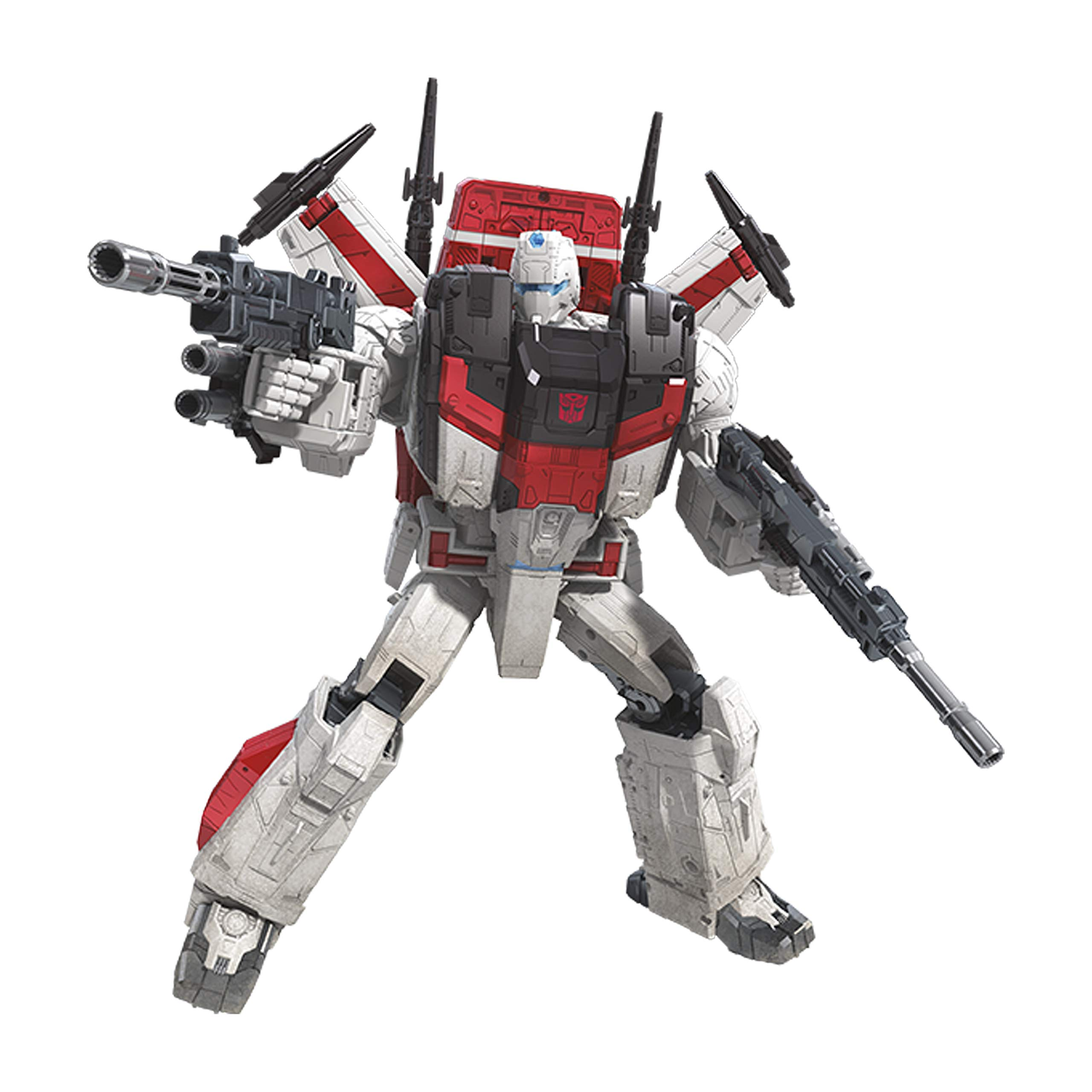 Transformers Toys Generations War for Cybertron Commander Wfc-S28 Jetfire Action Figure - Siege Chapter - Adults & Kids Ages 8 & Up, 11'' by Transformers (Image #2)