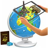 Shifu Orboot (App Based): Augmented Reality Interactive Globe For Kids, Stem Toy For Boys & Girls Ages 4+ Educational Toy Gif
