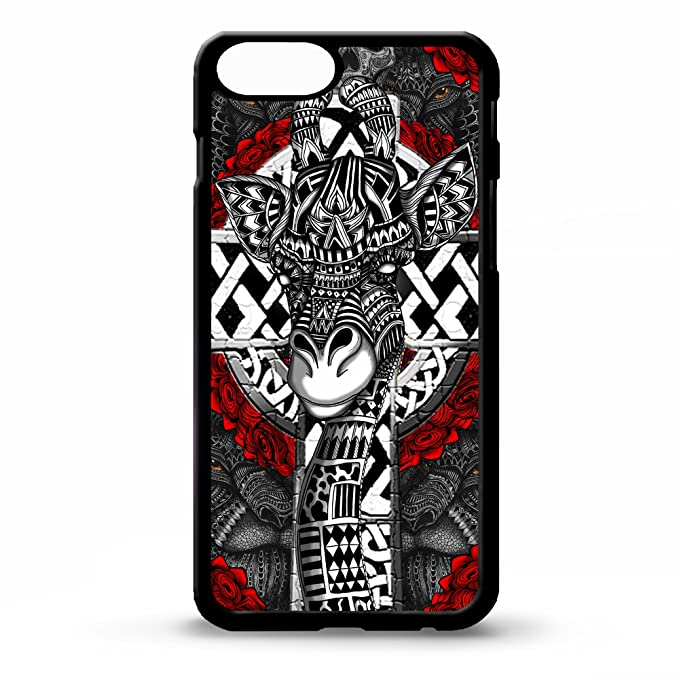 Para iphone 6 11,94 cm Diseño de jirafa calavera tatuaje graphic ...