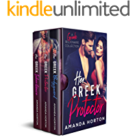 Her Greek Protector: A 3-Books Greek Romance Box Set