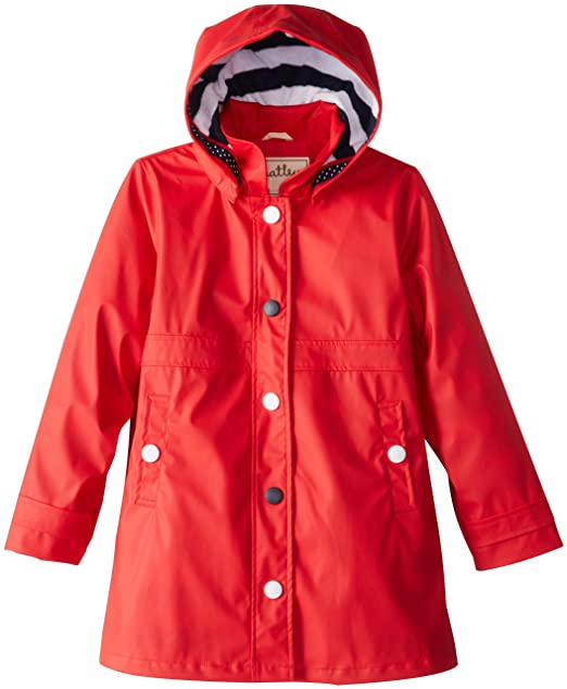 9ff2c8886932 Hatley Little Girls  Girls Splash Jacket