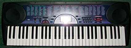Casio CTK 451- 61 Full Size Keys - 100 Song Bank Tunes - MIDI