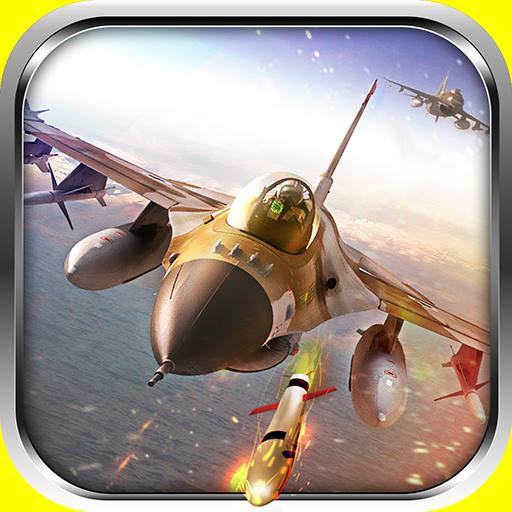 F16 vs F18 Dogfight Air Attack Pro