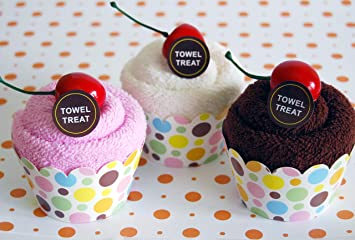 Buy Kieana Napkins Set In Cup Cake Shape For Birthday Return Gifts