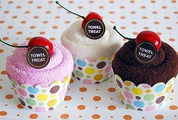Buy Kieana Napkins Set In Cup Cake Shape For Kids Return Gifts