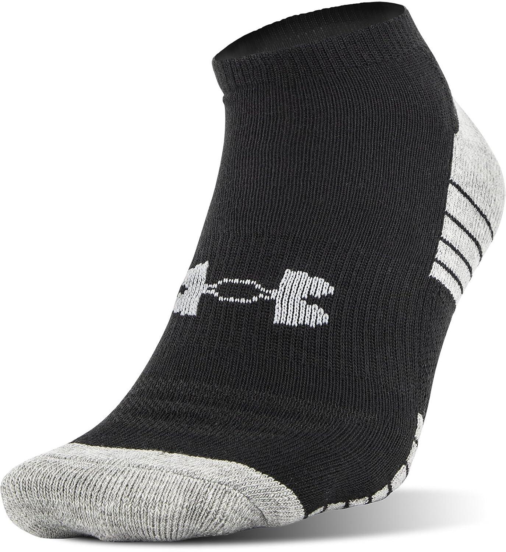 Under Armour Herren-Socken niedriger Schnitt 3er-Packung HeatGear-Technologie