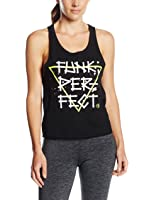 Zumba Funk Perfect Burnout Tank