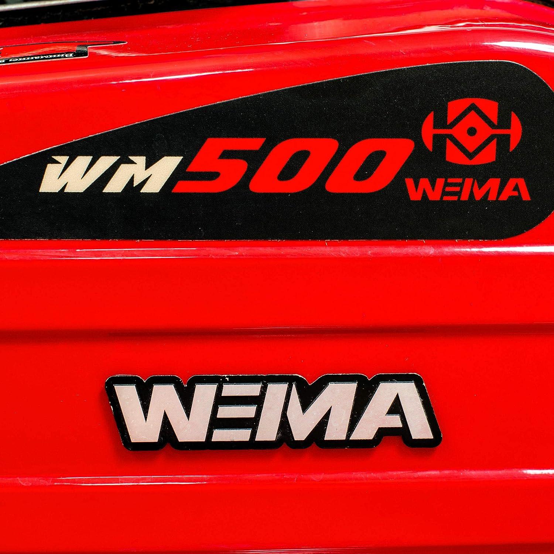 Weima wm500 6, 5 PS 196 CCM fresado Ancho 90 cm Marchas 2 adelante ...