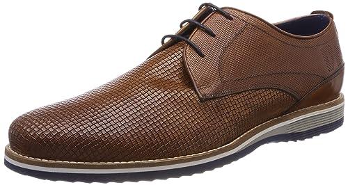 Mens 821247641100 Loafers, Black, 8 UK Daniel Hechter