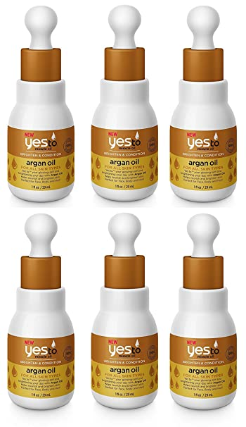 Miracle Oil Brighten & Condition Argan Oil Nourishing Facial Wipes by yes to #9
