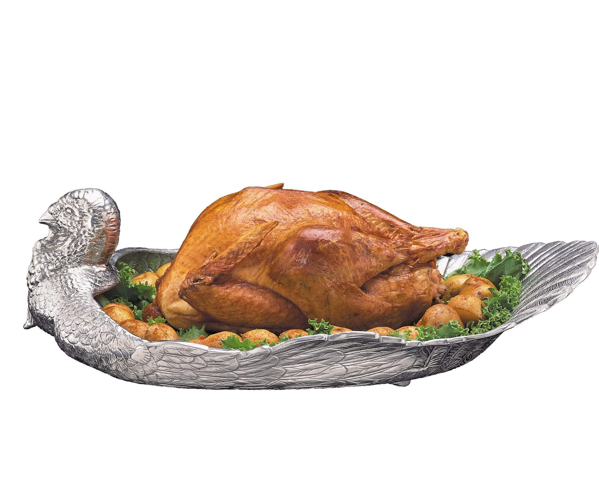Arthur Court Large Turkey Tray