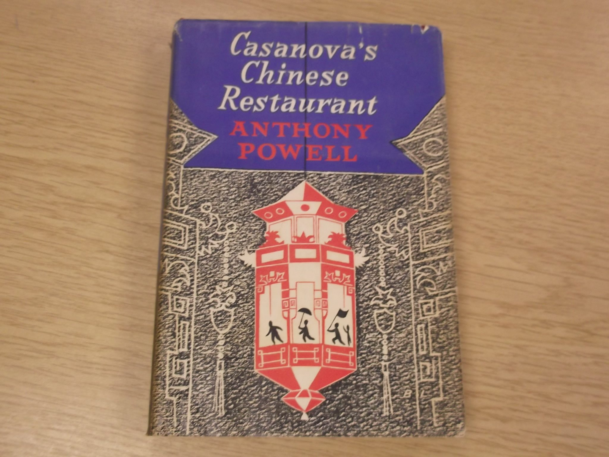 Casanova's Chinese Restaurant. A Dance to the Music of Time, Volume 5