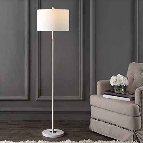 JONATHAN Y April 61″ Metal LED Floor Lamp