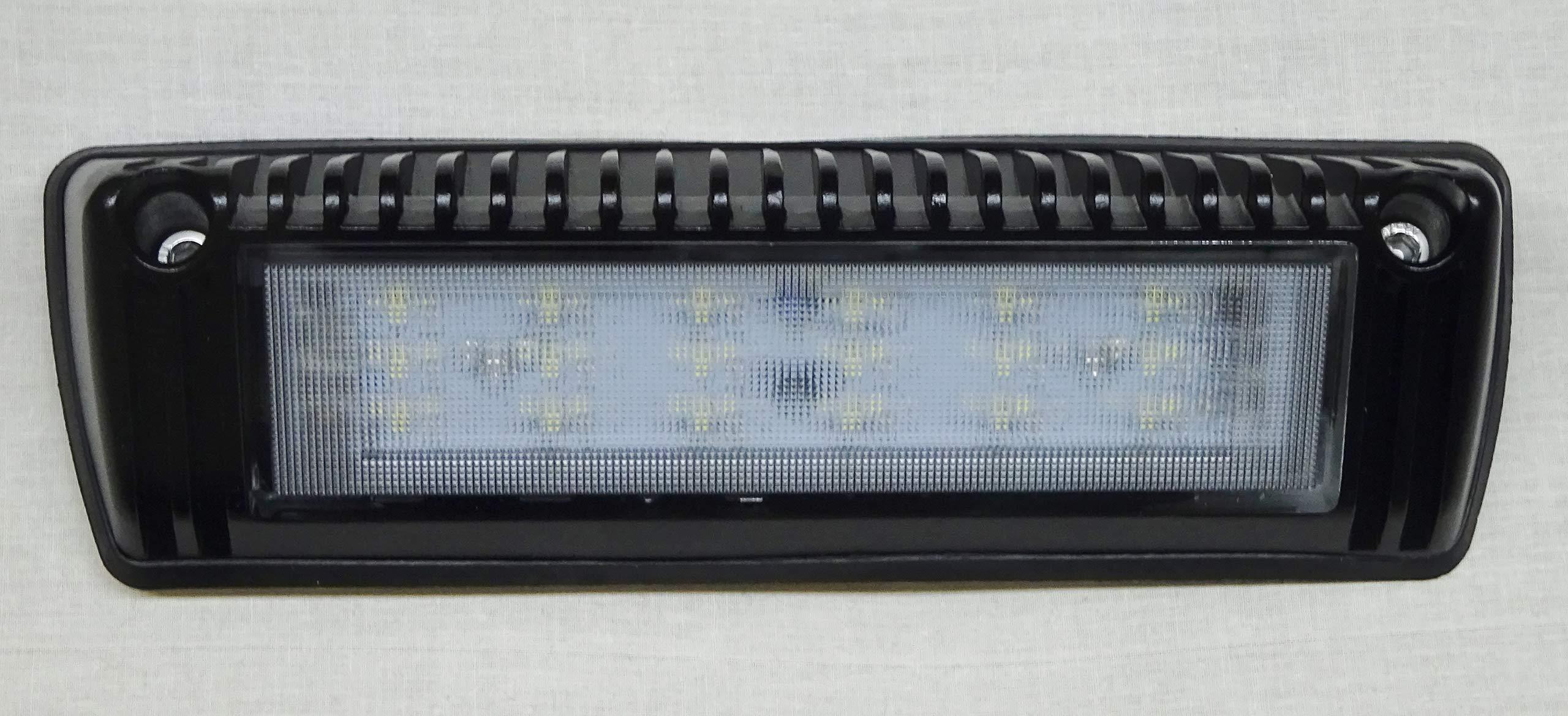 Kaper II L16-0210-BLK-9 9 Inch Docking Light