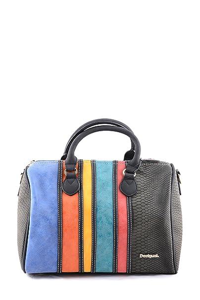 DESIGUAL Bolsa CALGARY Mujer Multicolores - 17WAXPBN-2000-U: Amazon ...