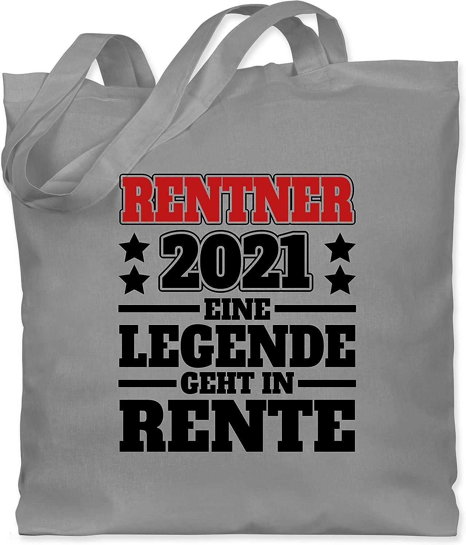 Geschenk für Rentner - Rentner 2021 Eine Legende geht in ...