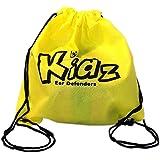 Edz Kidz défenseurs de l'oreille sac (jaune)
