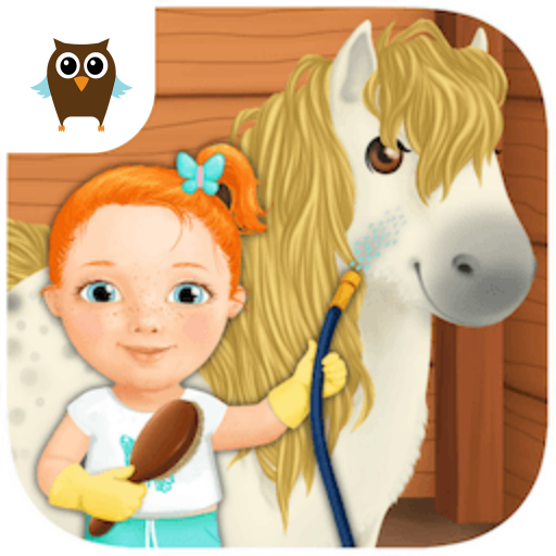 Baby Vines - Sweet Baby Girl Cleanup 3 - Clean the Mess in the Kitchen, Bathroom, Treehouse and Swimming Pool, Play Car Wash and Take Care of the Little Pony