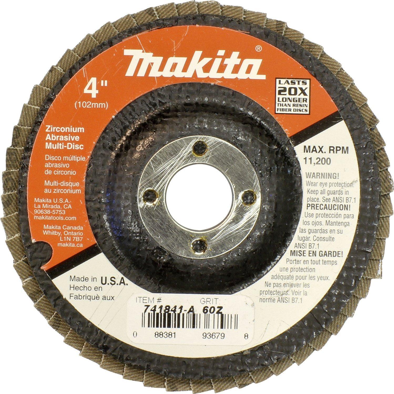 Makita 741841-A #60 Multi Disc, 4-Inch