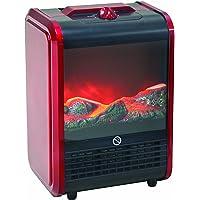 Howard Berger Mini Ceramic Fireplace Heater