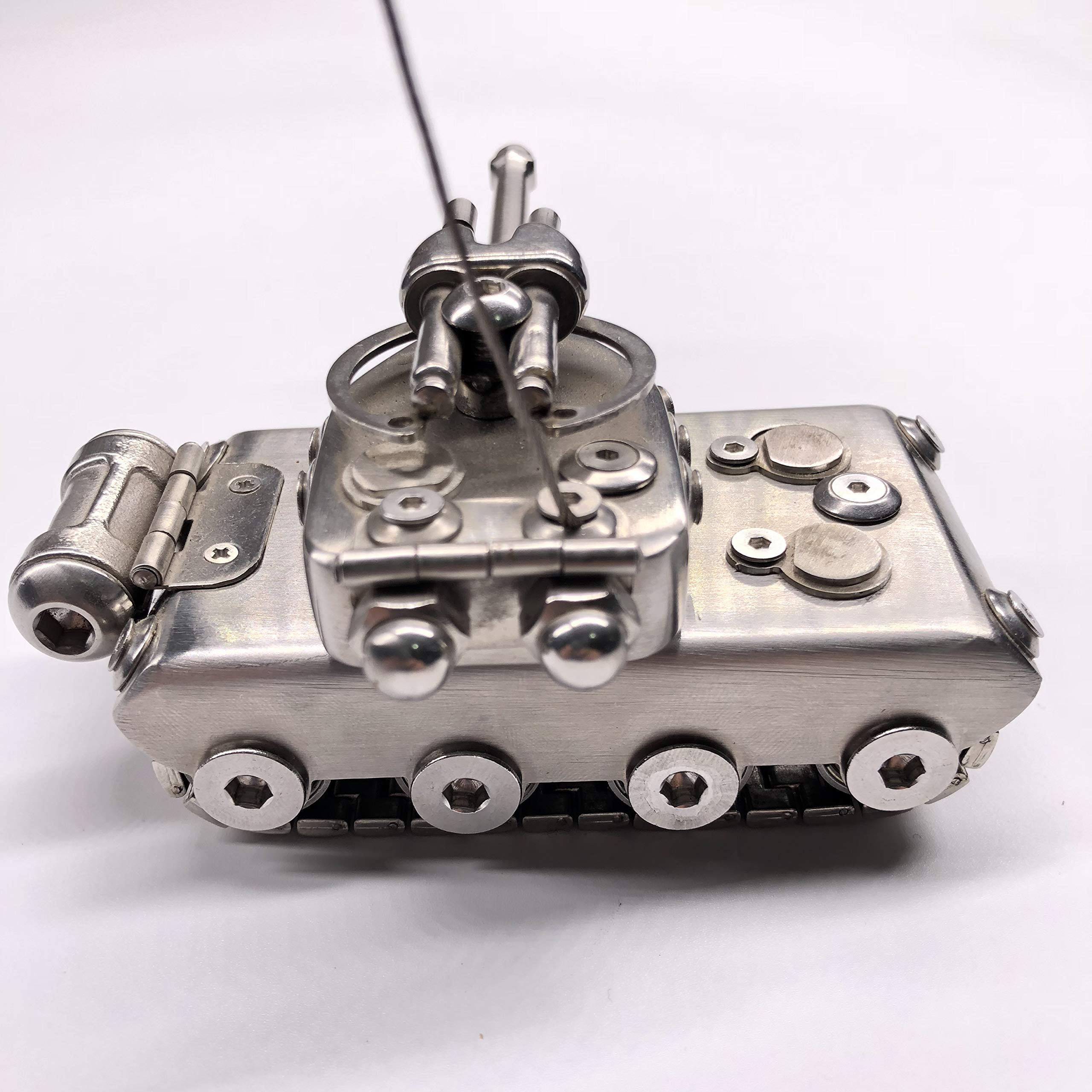 alasa Handmade Metal Tank Model Military Fans Must Collect by alasa (Image #6)