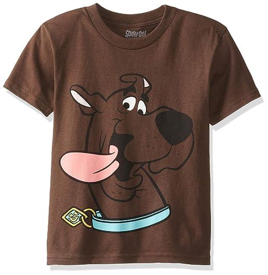 77deb154 Amazon.com: Scooby Doo Boys' License T-Shirt: Fashion T Shirts: Clothing
