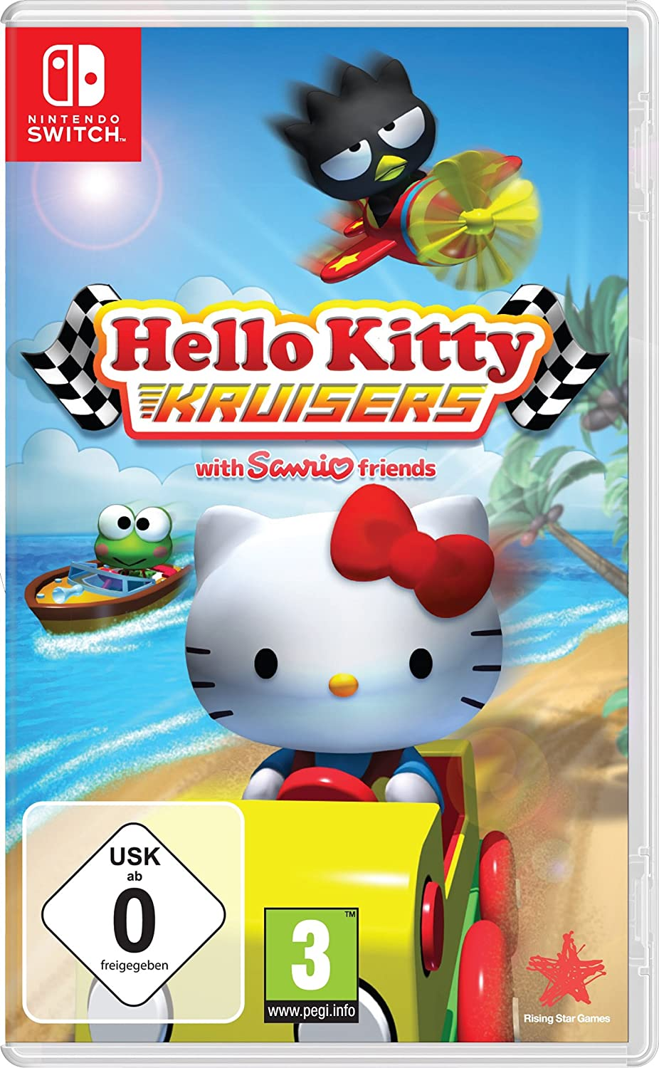 Hello Kitty - Kruisers Simulation [Nintendo Switch]