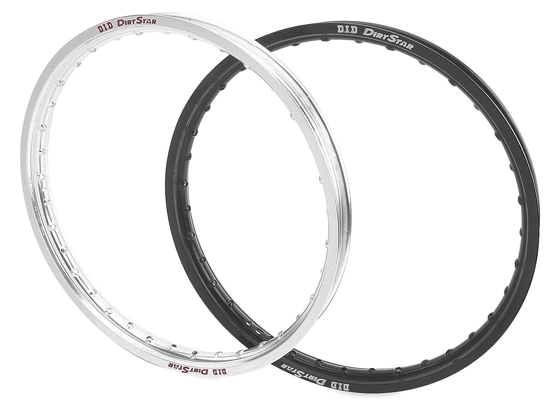 D.I.D Rim Set Rear Silver 19 X2.50 36H