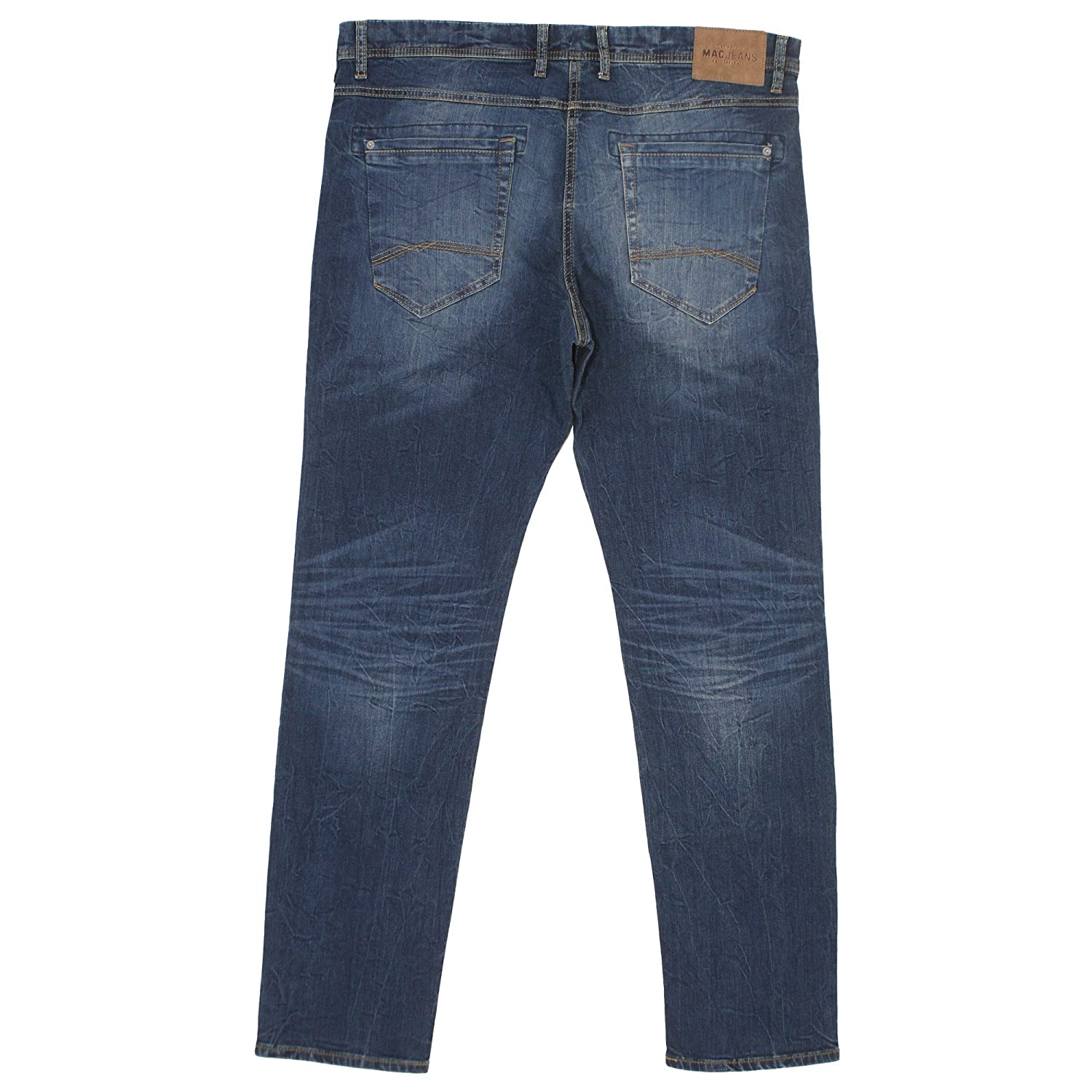 M.A.C. Mac Hombre Jeans Ben Pipe Regular Fit Recycled Denim ...