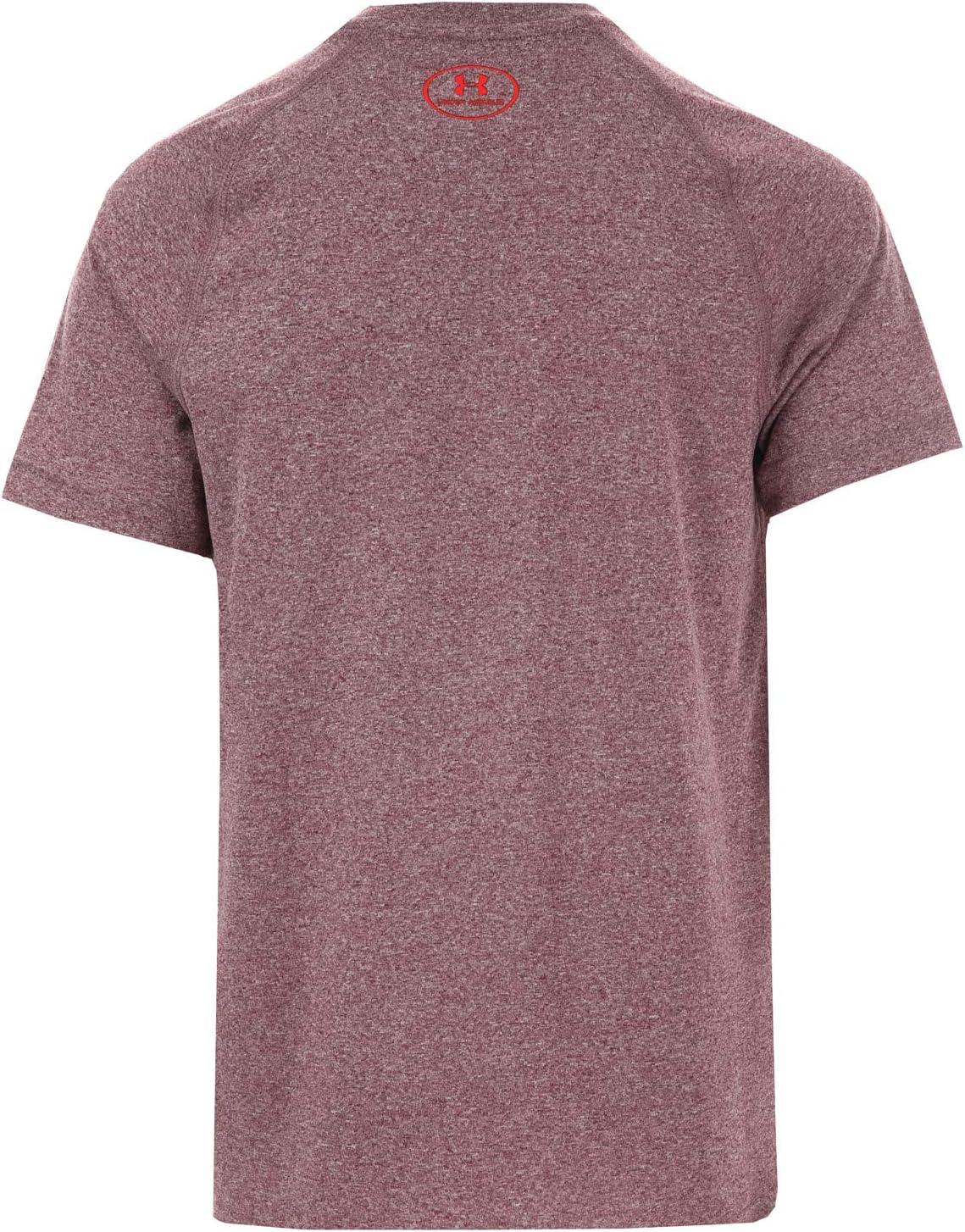Under Armour Tech Junior Jungen Trainings-T-Shirt kurzrmlig ...