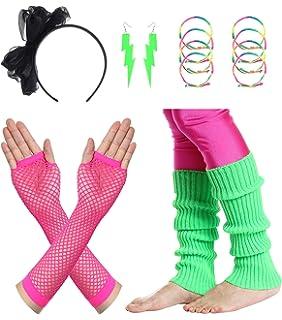 af0eb040af1 Amazon.com: California Costumes Girls Tween 80's Valley Girl, X ...