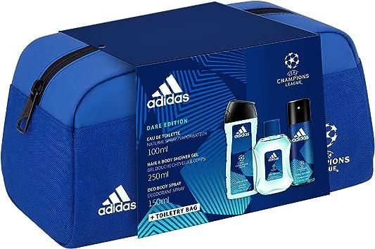 Dare Edition Adidas 3 Trousse Uefa6 Coffret Produits lc1JFK3T