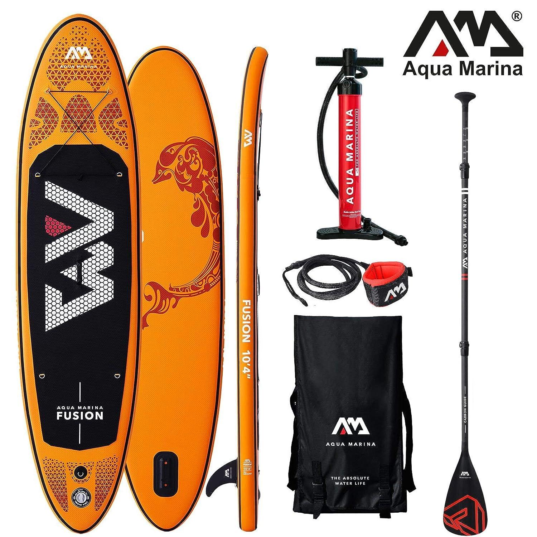 Aqua Marina Fusion 2019 Sup Board Hinchable Stand Up Paddle Tabla ...