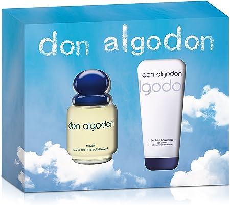 Don algodón da est (eau de toilette 100 con vaporizador +bl 75ml): Amazon.es: Belleza
